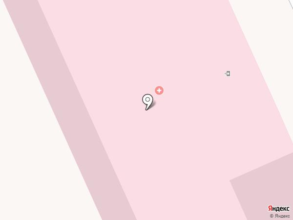 Областная клиническая больница на карте Караганды
