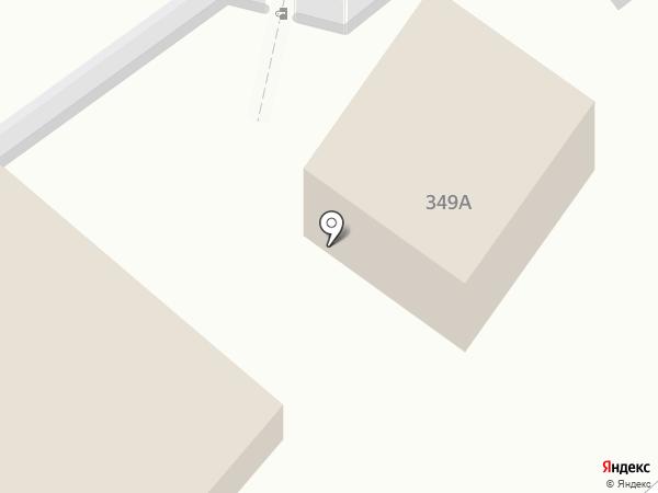 Компания по изготовлению бетонных изделий на карте Караганды