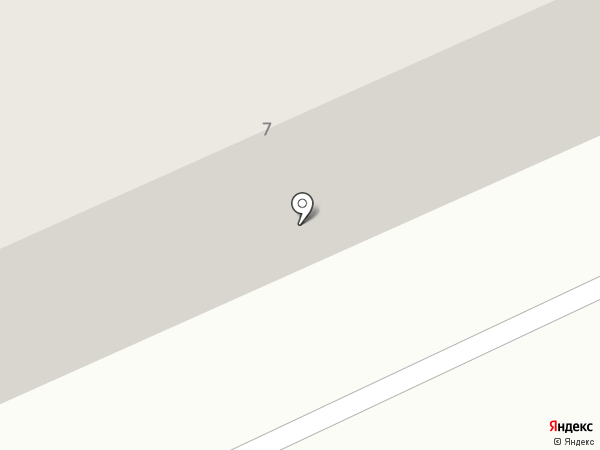 Банковский киоск, Казкоммерцбанк на карте Караганды