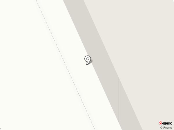 Буратино на карте Караганды