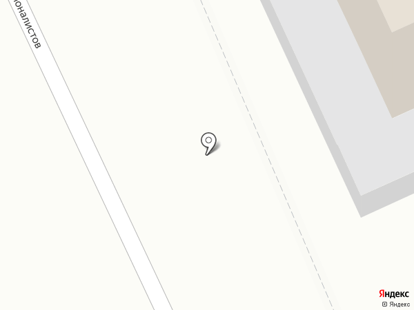 PAU rec на карте Караганды