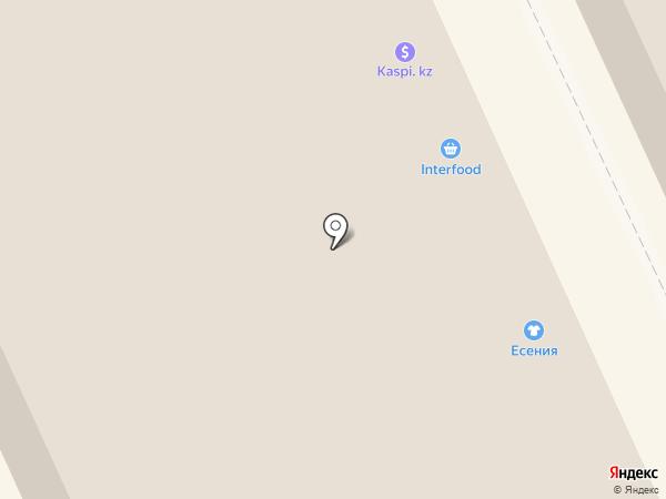Добро на карте Караганды