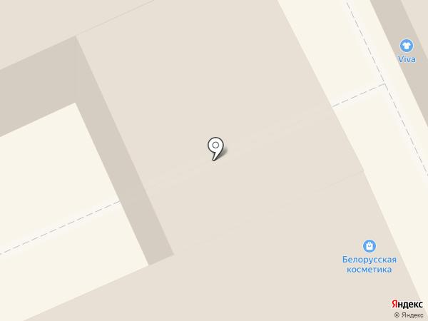 Estero на карте Караганды
