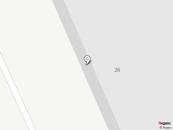 PRO100 на карте Караганды