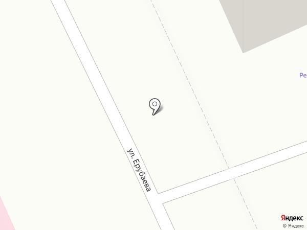 Киоск по продаже самсы на карте Караганды
