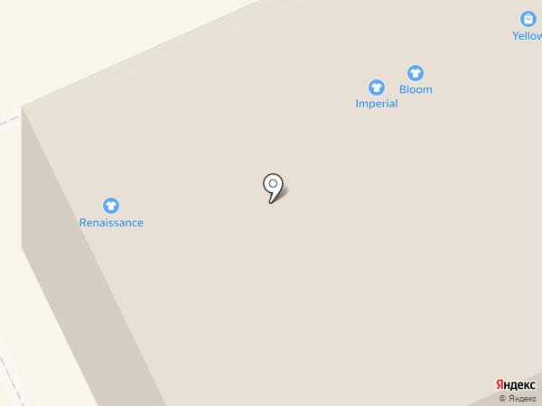 Саня на карте Караганды