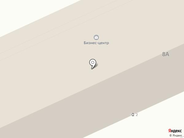 Командир на карте Караганды