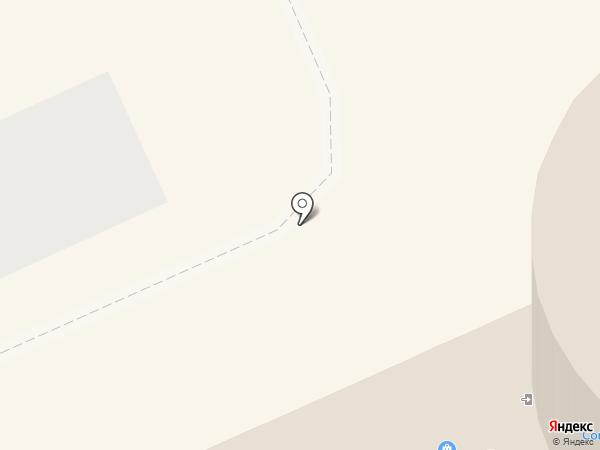 АИДА на карте Караганды