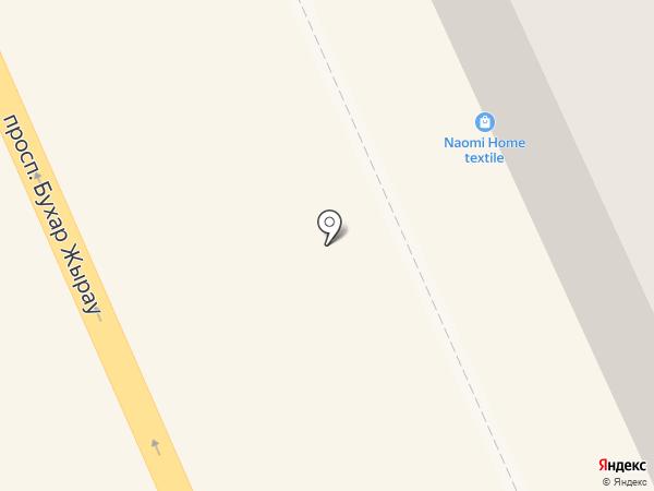 Аврора Fashion Gallery на карте Караганды