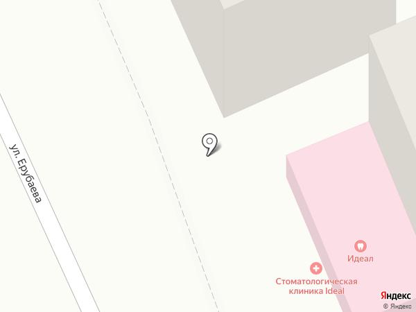 MiX на карте Караганды