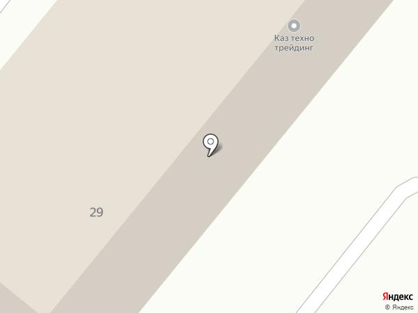 Sumato на карте Караганды