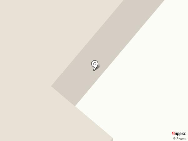Пункт почтовой связи №45 на карте Караганды