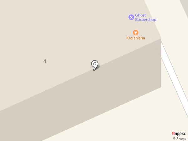 Нотариус Ахметова А.М. на карте Караганды