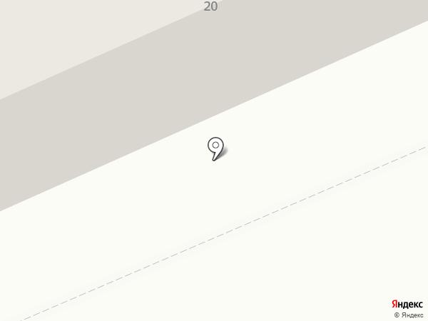 Светлана на карте Караганды