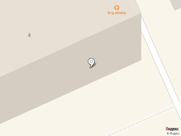 ВТИ на карте Караганды