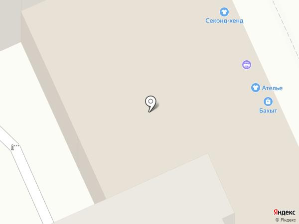 М-Ломбард, ТОО на карте Караганды