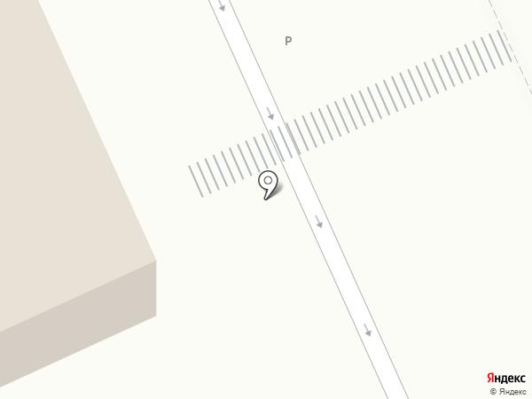 Арка на карте Караганды