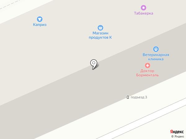 Доктор Борменталь на карте Караганды