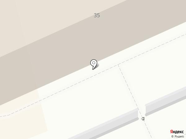 Рост на карте Караганды