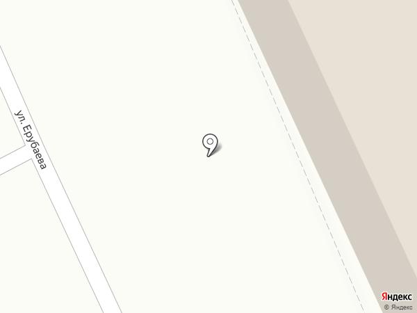 Пижон на карте Караганды