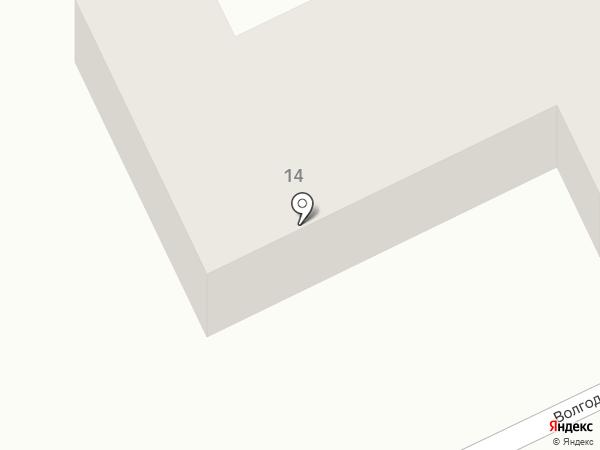 Автостеклолюкс на карте Караганды