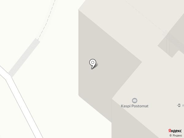 КСК на карте Караганды