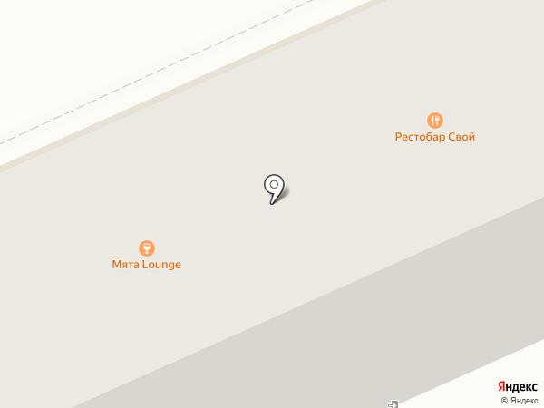 FLAMINGO на карте Караганды