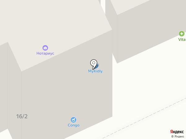 18 на карте Караганды