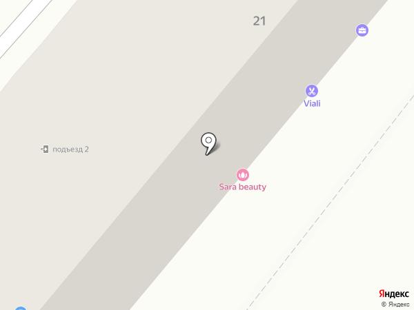 Avenue 09 на карте Караганды