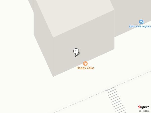 Карапуз на карте Караганды