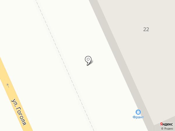 Франт Авто на карте Караганды