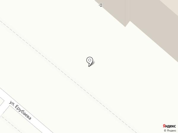 Кансонар на карте Караганды