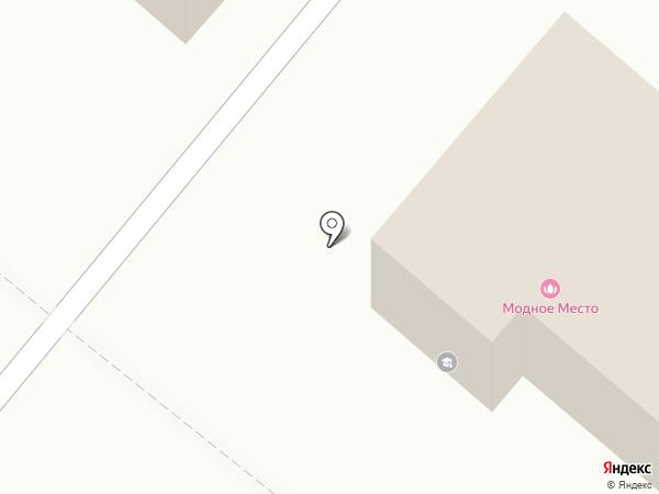 K & K на карте Караганды