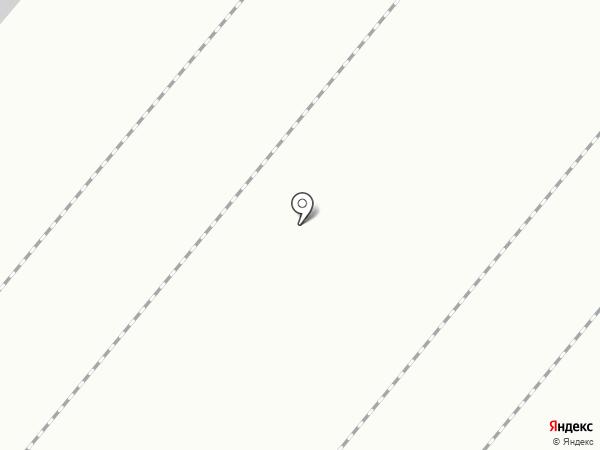 Киоск по продаже продуктов на карте Караганды