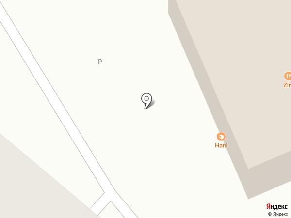 ZIRA на карте Караганды