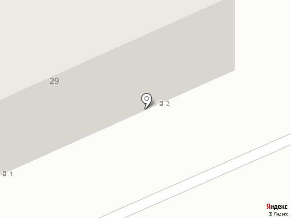 Нотариус Цой М.В. на карте Караганды