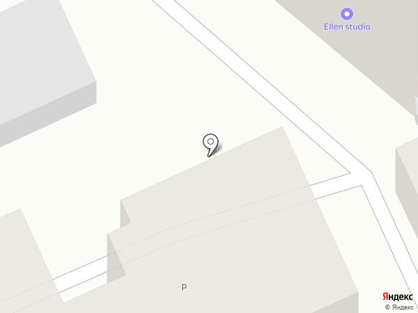 Ellen studio на карте Караганды