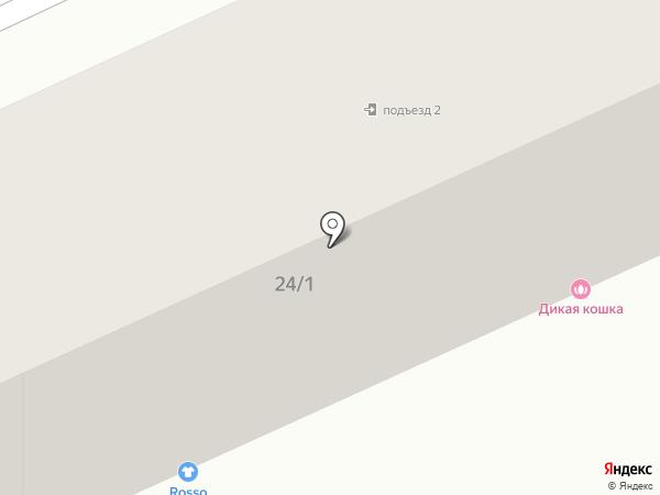 Караганда Кредит, ТОО на карте Караганды
