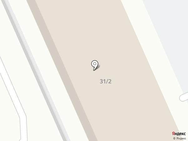 Автомойка на карте Караганды