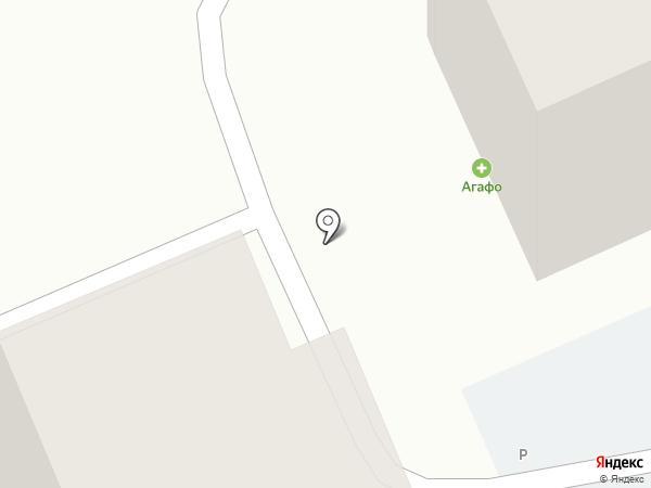 Комек на карте Караганды