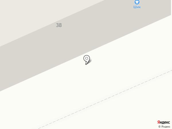 CHOP-CHOP на карте Караганды