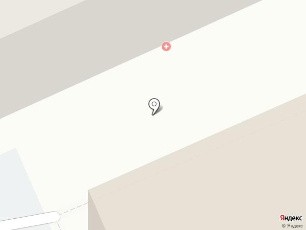 Кабинет УЗИ Ирины Ивановны Бродель на карте Караганды