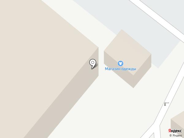 Грация на карте Караганды
