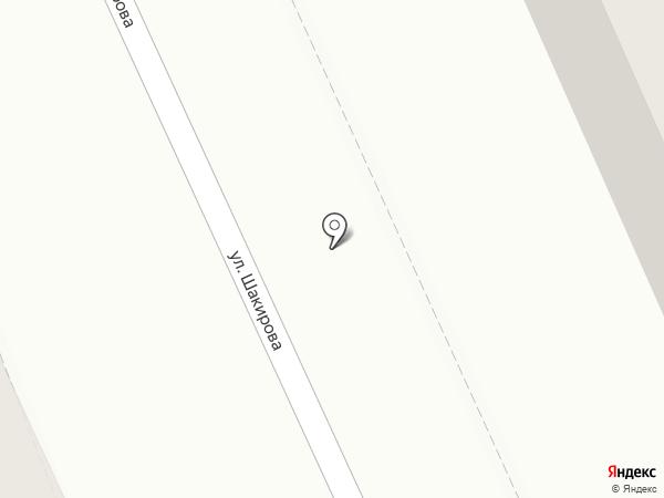 Миг, ТОО на карте Караганды