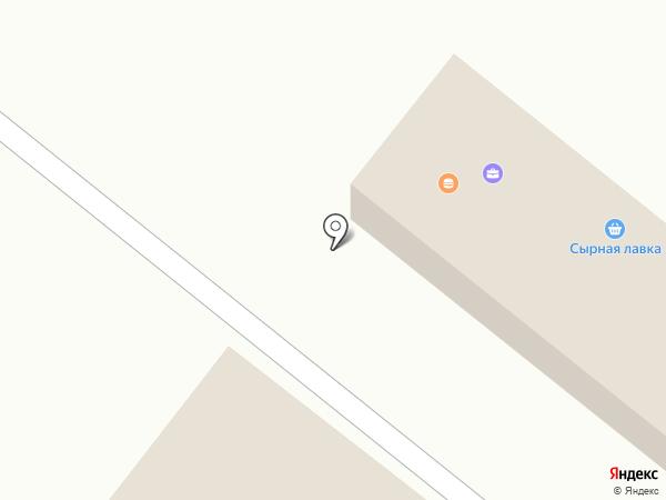Сырная лавка на карте Караганды
