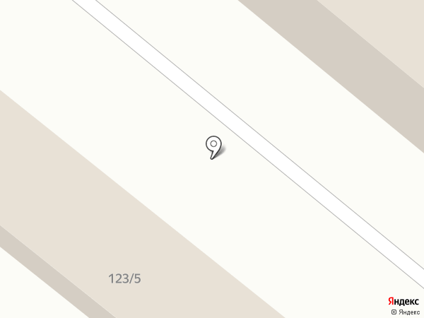Лоцман на карте Караганды