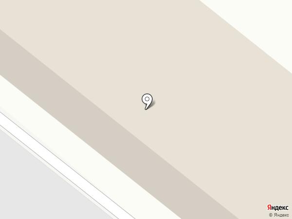 Кояндинская ярмарка на карте Караганды