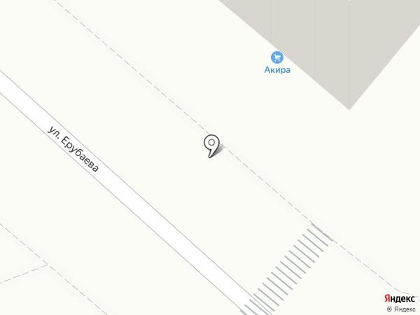 Арай, ТОО на карте Караганды