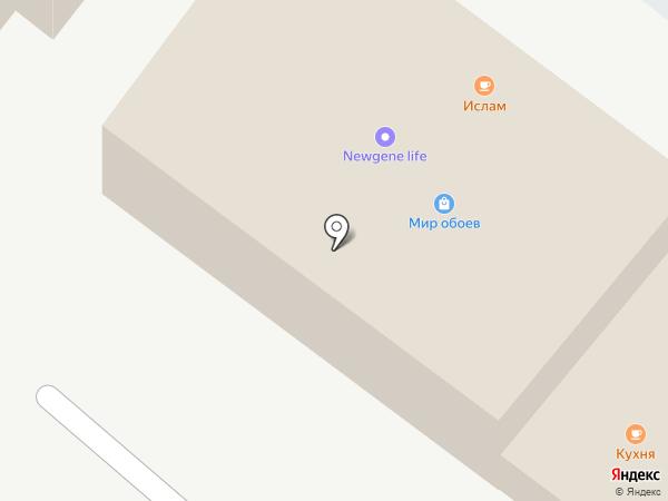 Арендная компания на карте Караганды