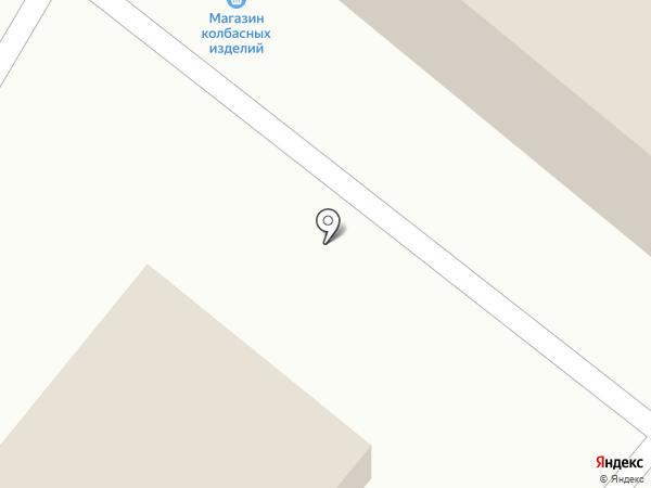 Латып на карте Караганды